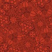 Mandala Ethnic decorative elements Hand drawn seamless pattern background Islam Arabic Indian ottoman motifs