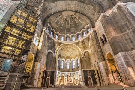 St. Sava Temple Interior - Belgrade - Serbia