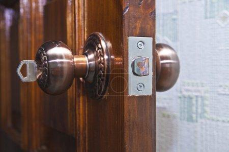 Metal Brass Door Knob