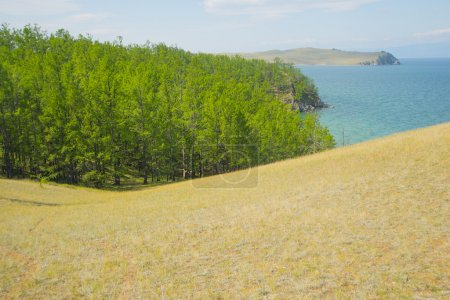 Lake Baikal island Olkhon