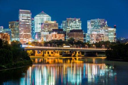 Rosslyn district skyline, Washington DC