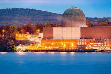 Nuclear reactor near New York City