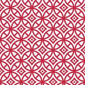 01 Geometric vector seamless pattern Modern stylish texture Re