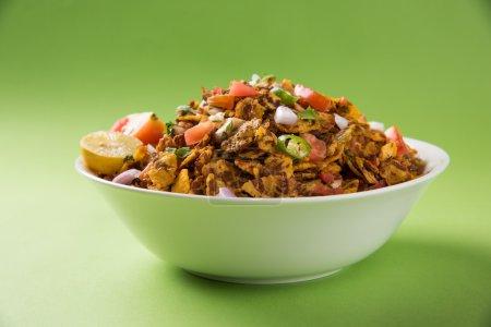Chana chor garam , indian roadside spicy chat or snack food