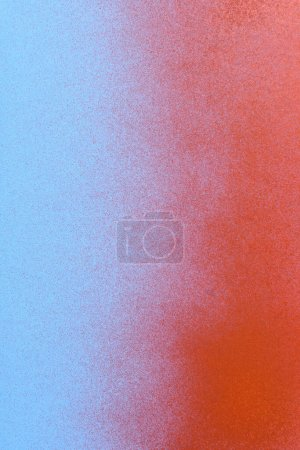 Spary texture on blue background...