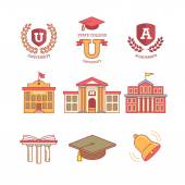 Education school academy college and university