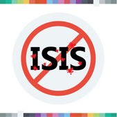 Stop ISIS icon