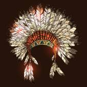 Native American Indian Headdress