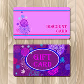 Voucher Gift certificate Coupon template for invitation banner ticket
