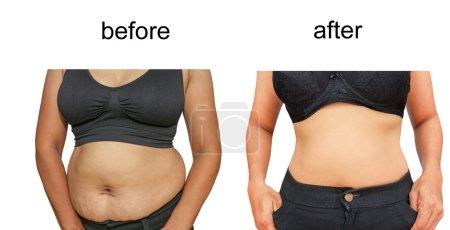 After a diet