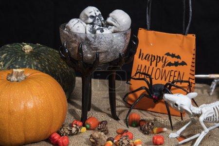 Halloween Treats and Decorations