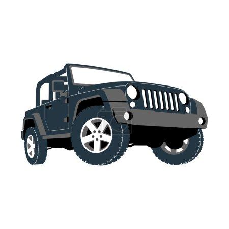 Convertible, car, off-road, jeep, SUV