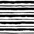Seamless pattern with grungy stripes. Hand painted...
