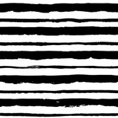 Seamless pattern with grungy stripes