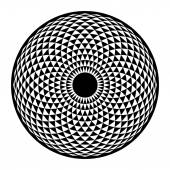 Torus Yantra Hypnotic Eye sacred geometry basic element