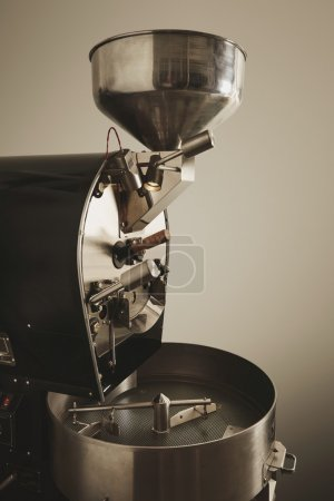 Best professional coffee roasting machine ready to work