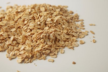 healthy diet rolled oats