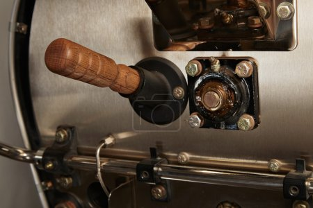 details of best professional roasting coffee machine