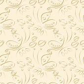 Vector seamless pattern graphic illustration