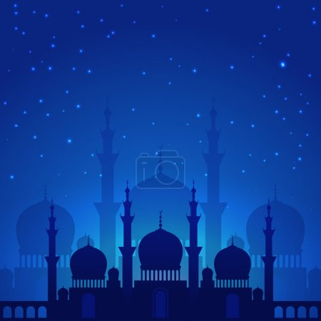 Magic arabian night