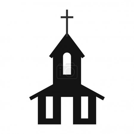 Church simple icon