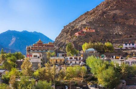 KAZA town, Jammu and Kashmir State, North India