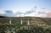 "Постер, картина, фотообои ""Фантастический мост в горах в Израиле"""