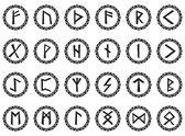Set magic runes
