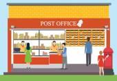 post office design