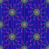 Seamless pattern Mandala 74
