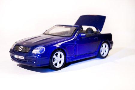 Mercedes slk 2000