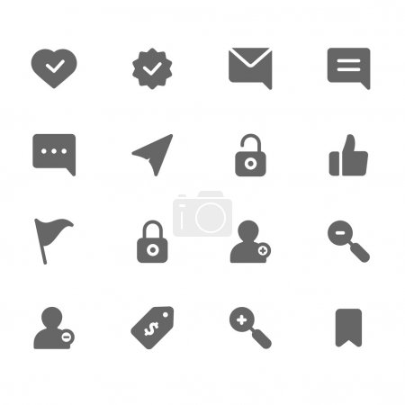 Personal  little icons