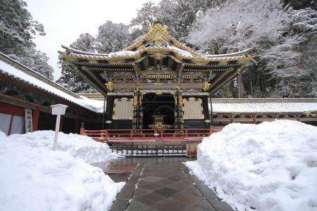 Toshugu Shrine. Toshogu Shrine