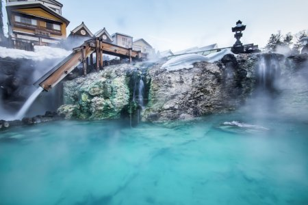 Kusatsu Onsen is one of Japan's most famous hot sp...
