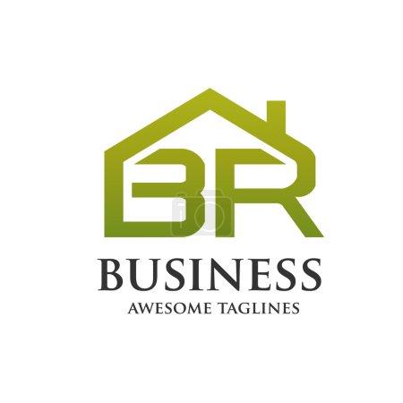 BR property logo vector