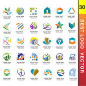 Best Business Corporate 30 Logo Set