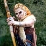 Постер, плакат: Portrait of a woman of the Amazon