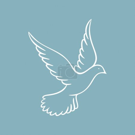 Dove, Holy spirit
