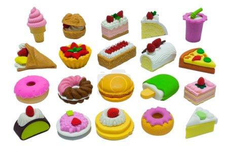 Rubber Sweet Dessert