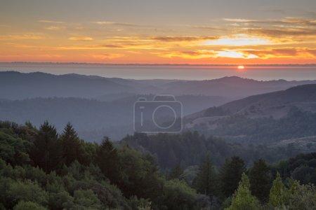 Photo for Russian Ridge Open Space Preserve, San Mateo County, California, USA. - Royalty Free Image