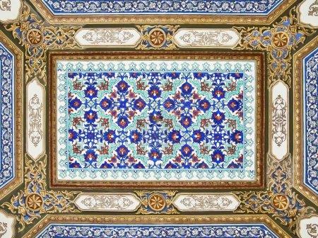 Topkapi palace - Ceiling