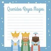 carta reyes magos cuerpos simples peques azul 2015