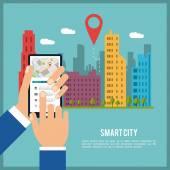 Smart city design