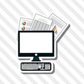 Reagovat web a infographic, upravitelné vektorové ilustrace