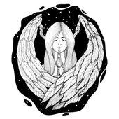 Engel im Gebet
