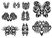 Tribal Tattoo Pack Vector Eps10