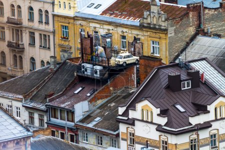 Lviv, winter 2015