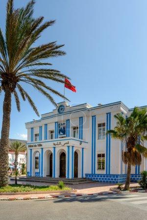 Hotel de Ville, Sida Ifni