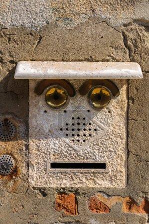 Türklingel für Wohnungen in Venedig