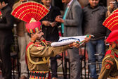 Officer of Indian Border Security Force